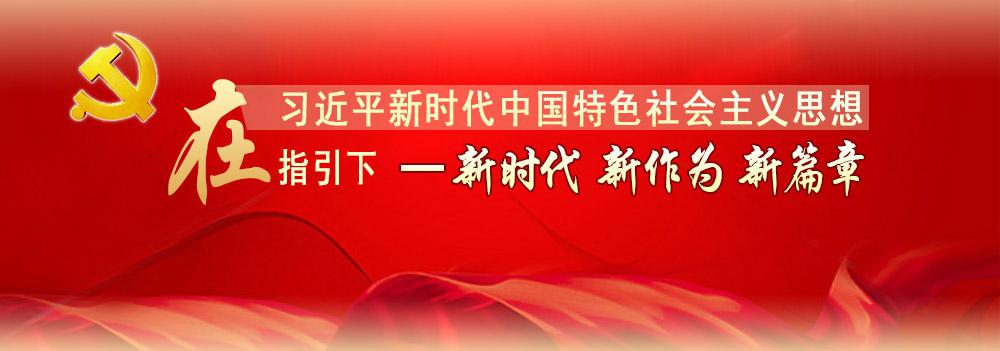 在习近平新时代中国特色社会主义思想指导下——新时代新气象新作为
