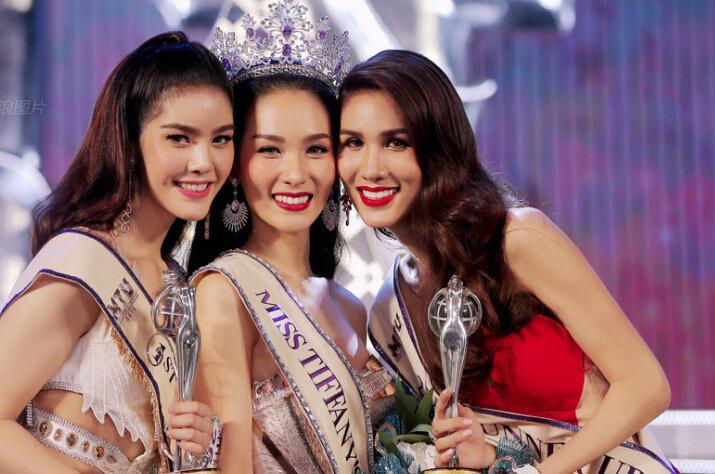 2016泰国变性人大赛冠军出炉