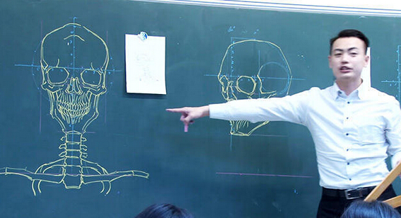 高颜值老师