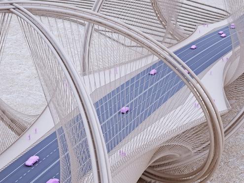 北京冬奥会五环桥造型曝光 将连接张家口