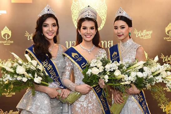 泰国小姐总决赛冠军:中医专业大三学霸