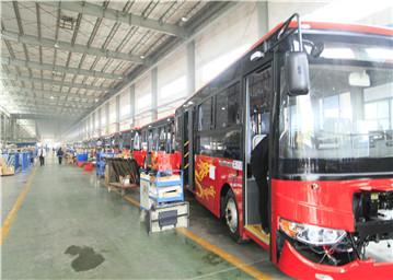 500辆新能源客车即将交付
