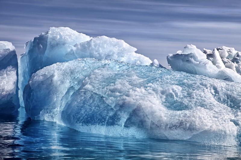 美摄影师用镜头记录南极雄浑纯净之美