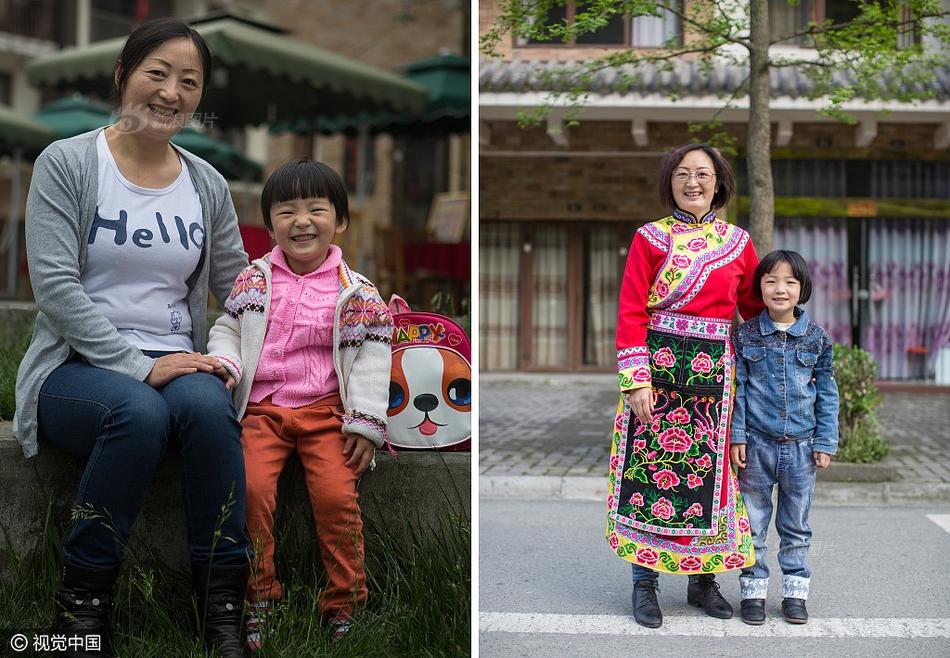 震后9年 在映秀重生的妈妈和孩子