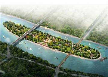 建设中洲公园