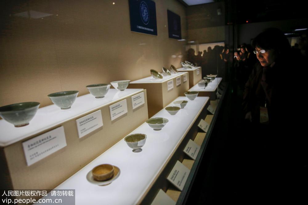 河南宝丰汝窑博物馆开馆 千余件文物首次集中亮相