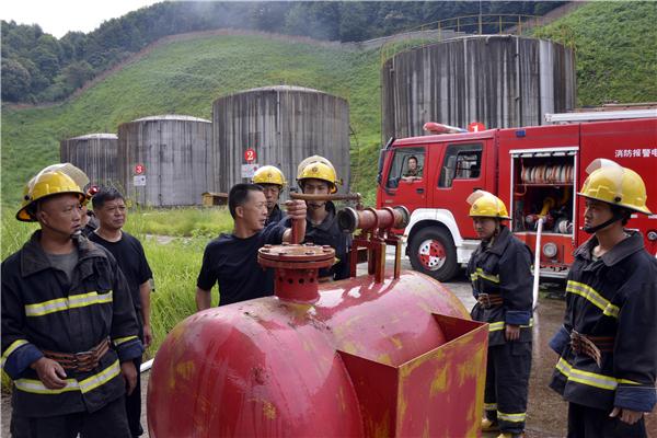 消防安全专项检查