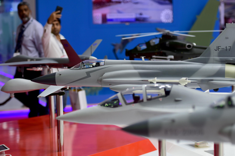 中国元素闪耀迪拜航展