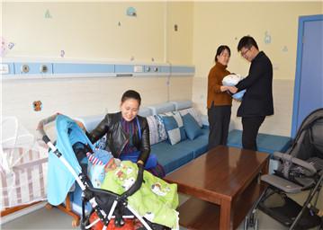 铅山投资建设母婴室