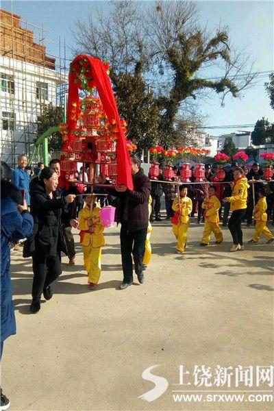 樟村板灯非遗文化体验活动