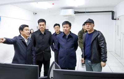 上饶县横峰县接受全市经济社会发展和党的建设情况巡查