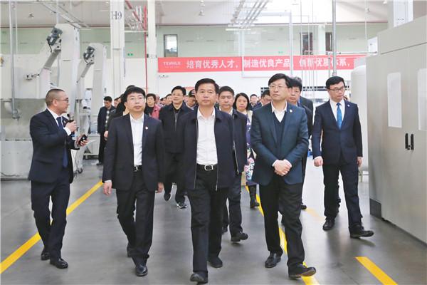 玉山上饶经开区接受全市经济社会发展和党的建设情况巡查
