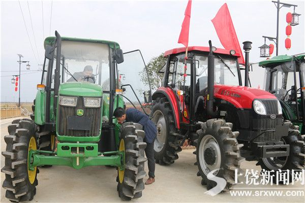 无人机助力农业生产