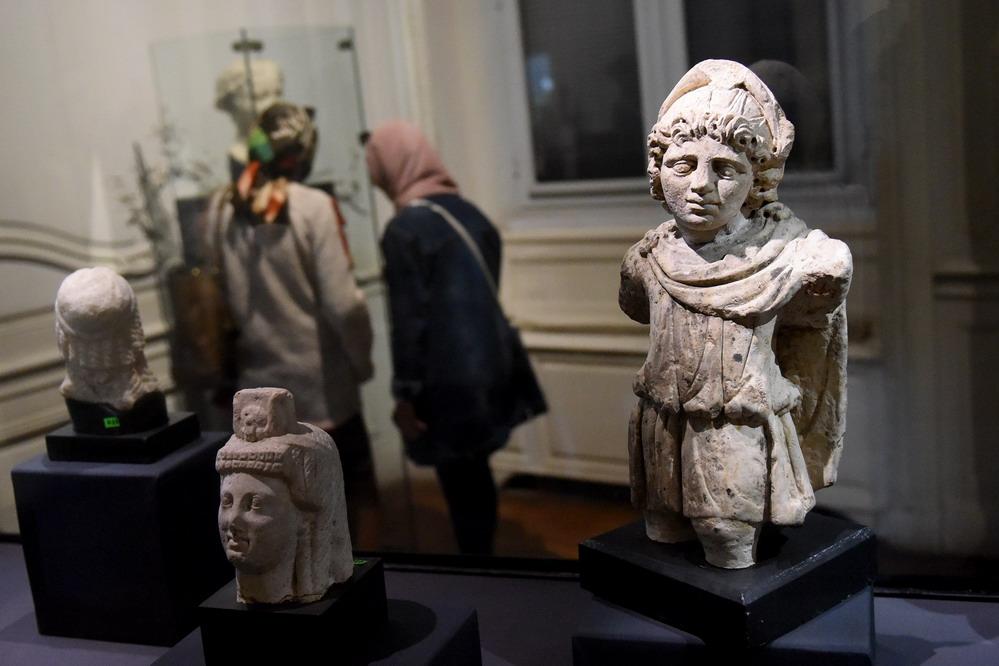 """""""地中海新娘""""的历史缩影——记埃及亚历山大国家博物馆"""