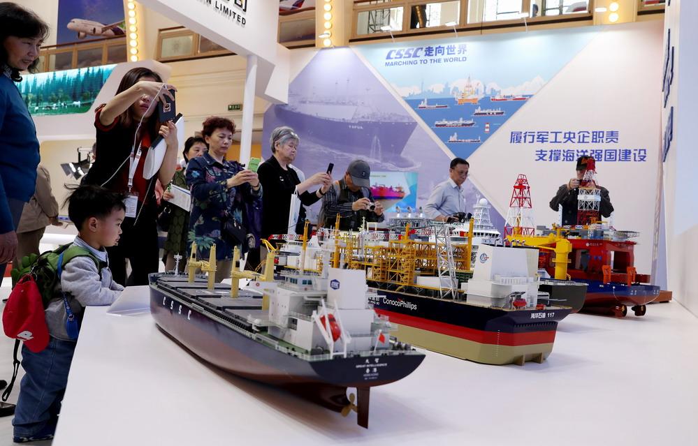 首届中国自主品牌博览会在沪开幕