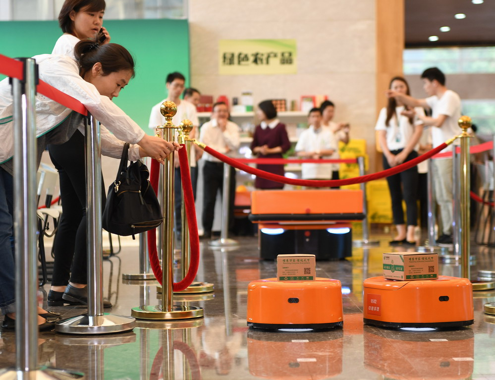 中国邮政启动绿色邮政行动
