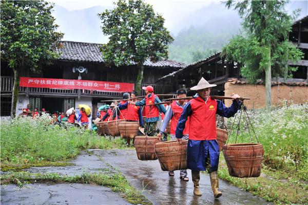 农耕传统成风景