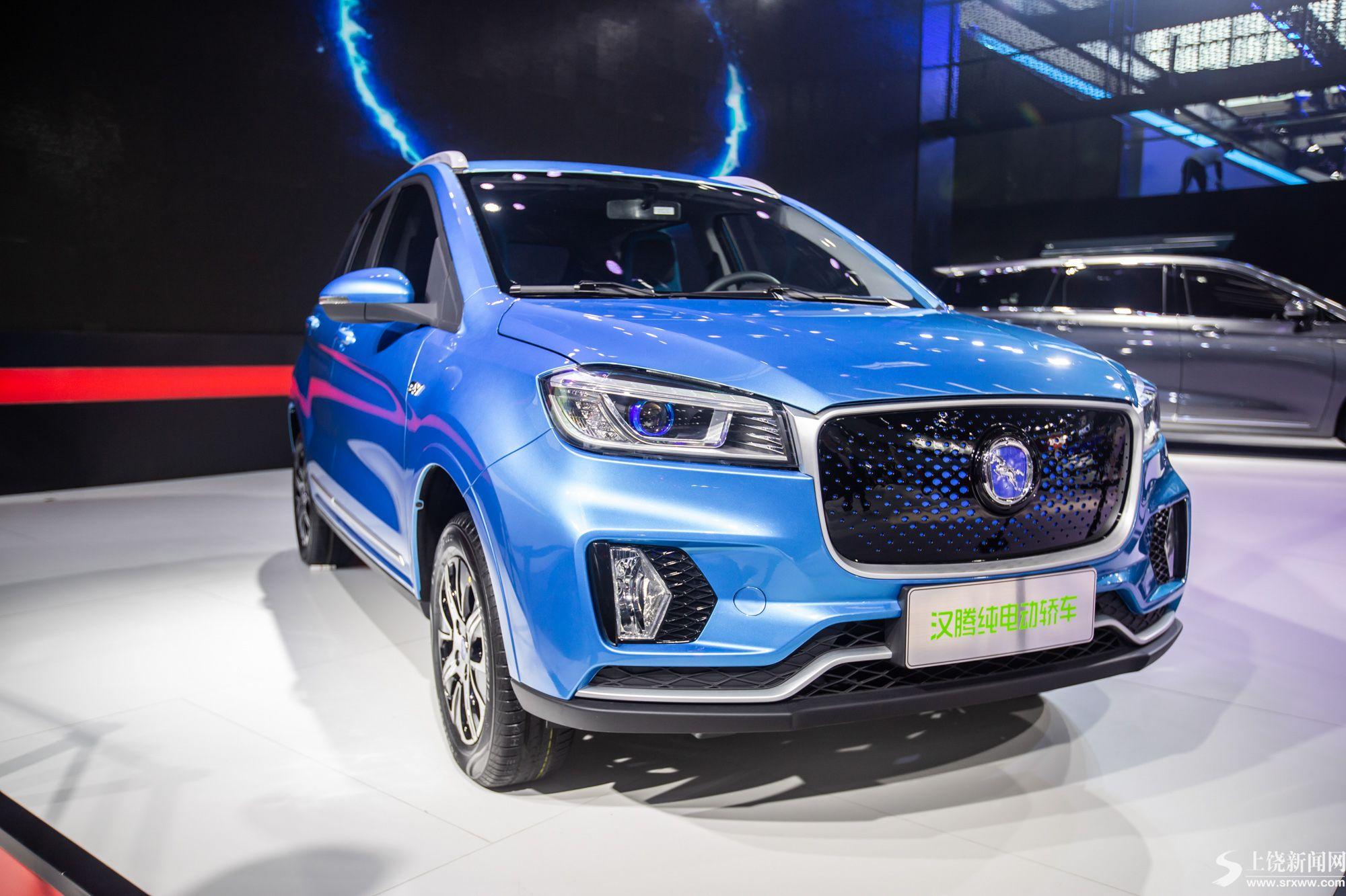 汉腾轿车资质正式获批  首款电动轿车年内上市