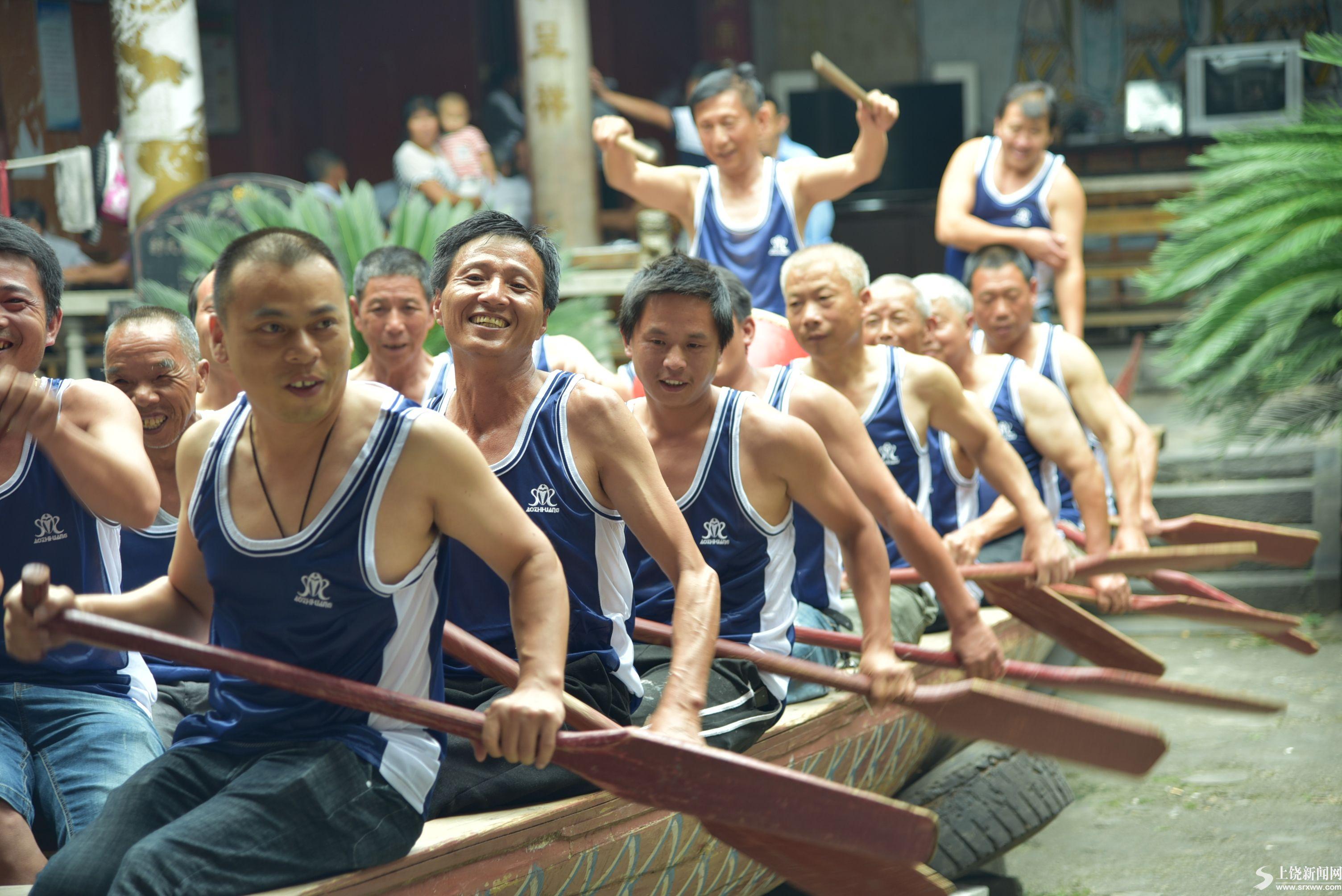 【网络中国节·端午】备战