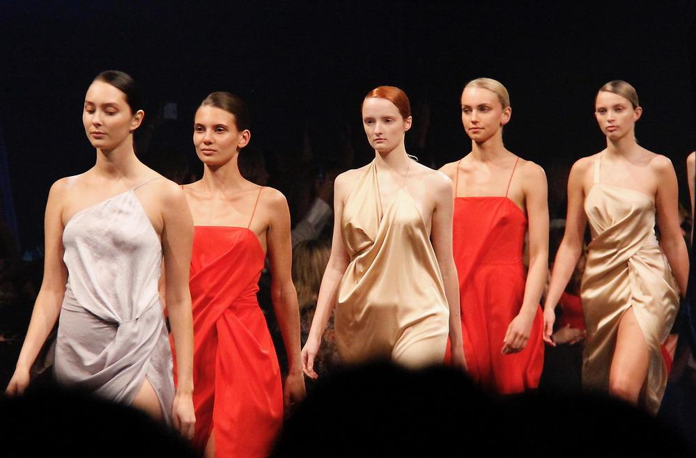 澳大利亚珀斯国际时装节开幕