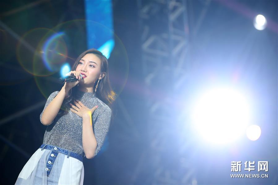 安徽黄山:芙蓉谷国际音乐节开幕