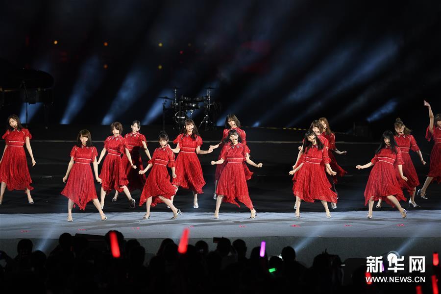 中日青年歌手古城西安公益开唱