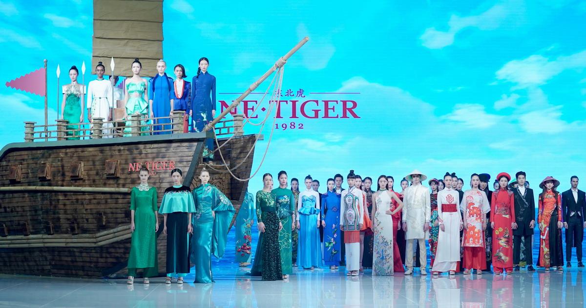中国国际时装周在京拉开帷幕