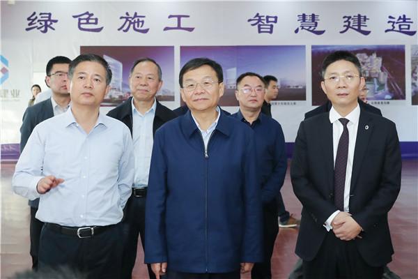 刘强在我市调研时强调  践行生态优先绿色发展理念 建设宜居宜业宜游精品城市