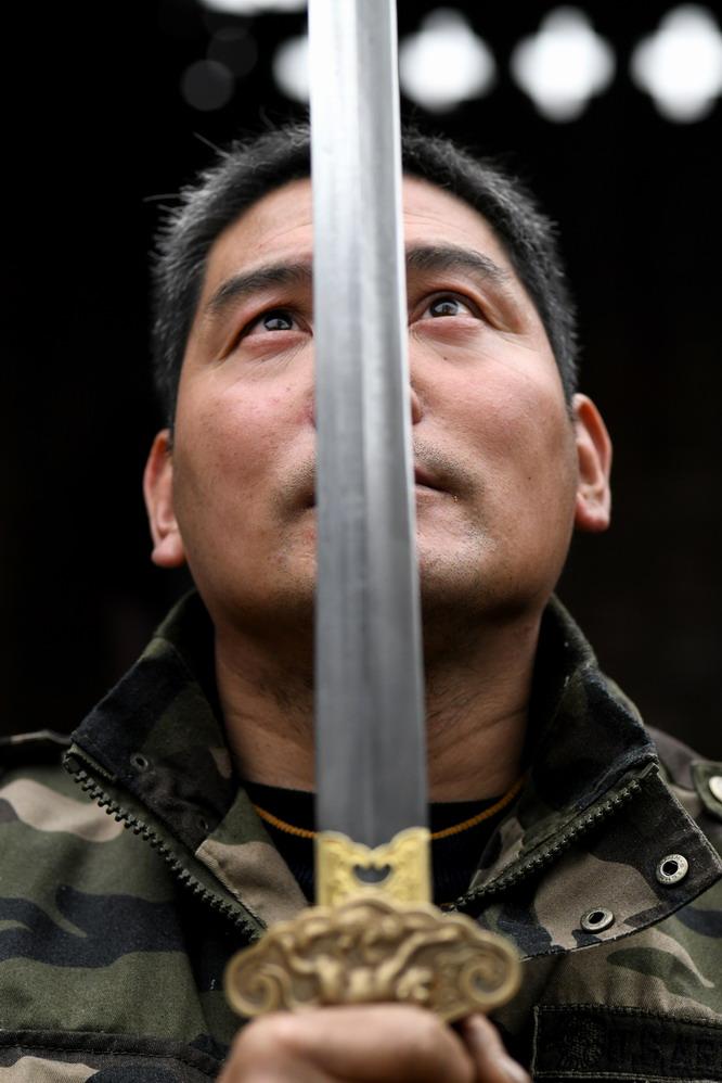 传统工艺剑锻造技艺的传承创新