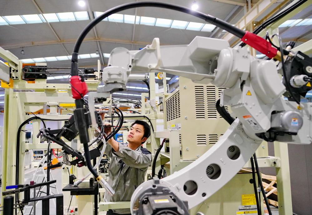 构筑机器人全链条生态圈引领经济转型发展