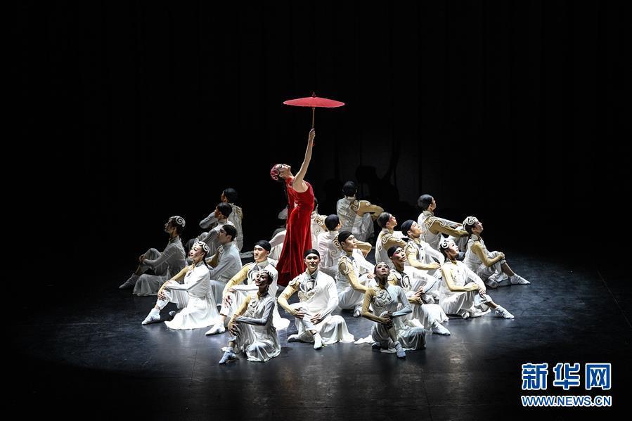 中国西方歌舞团大型舞蹈《国色》表态智利
