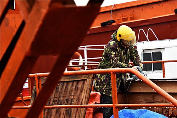 船舶修造忙