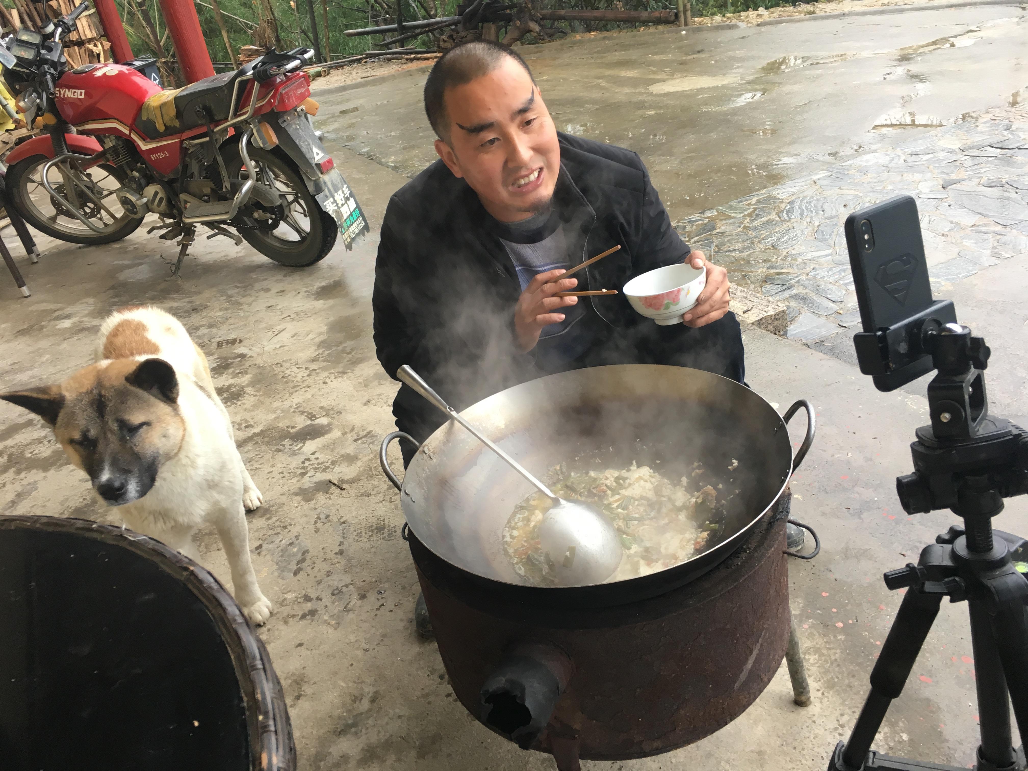"""""""网红""""蒋金春的新年新计划"""