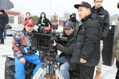 电视剧《心爱的中国》在弋阳拍摄