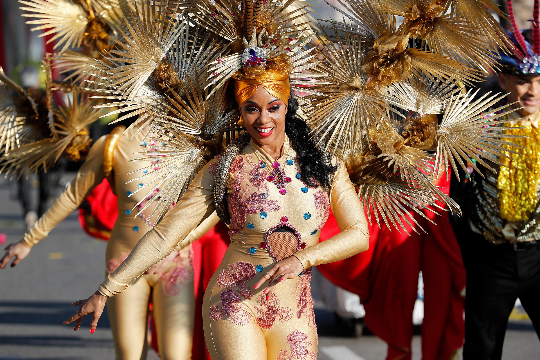 第135届尼斯狂欢节开幕