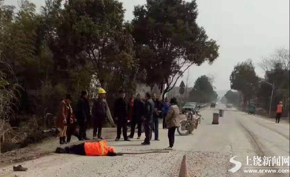 养路工被撞身亡 民警仅用4小时锁定肇事农用车