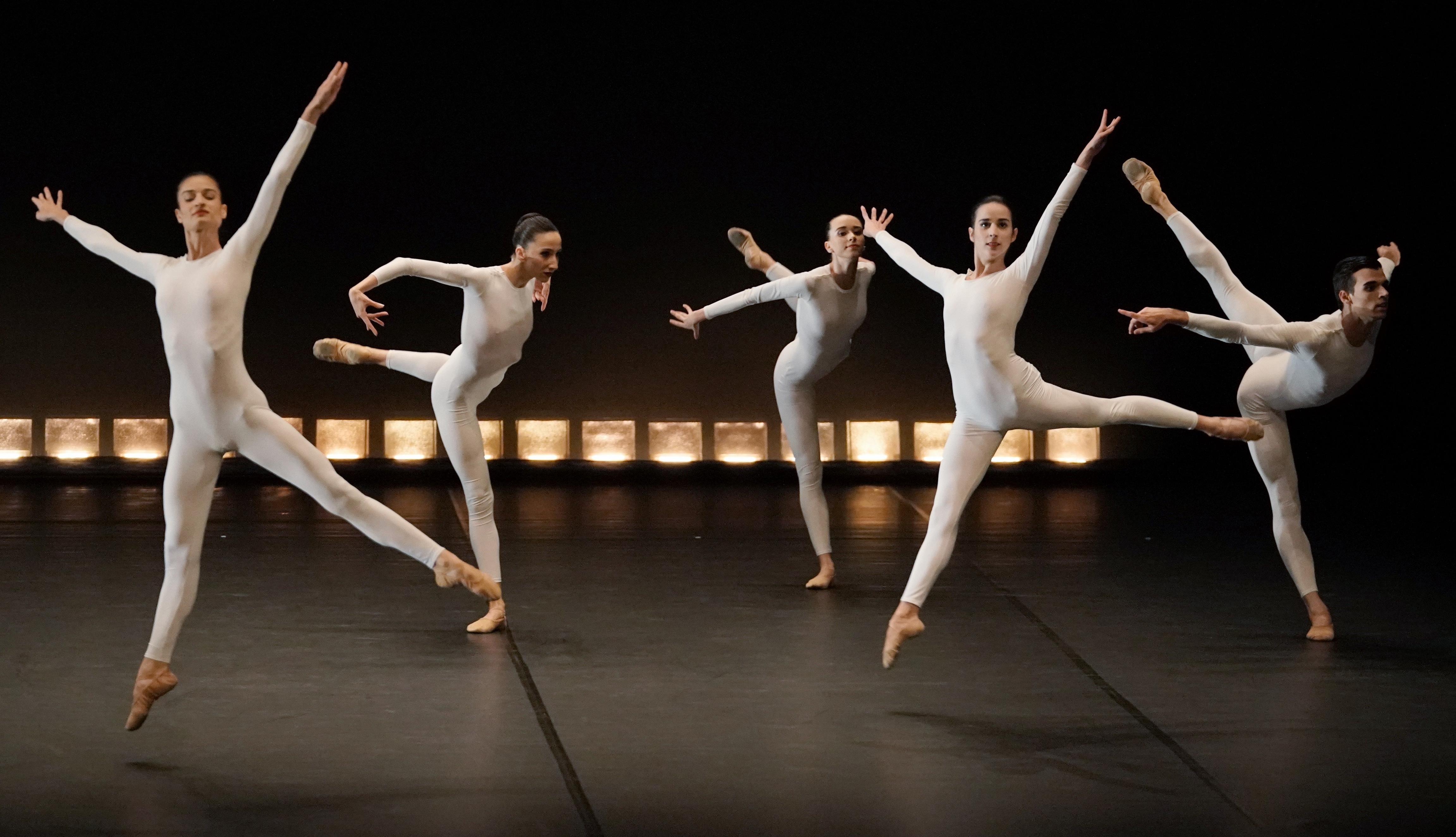 葡萄牙国家芭蕾舞团《十五名舞者与不断变化的节奏》在京