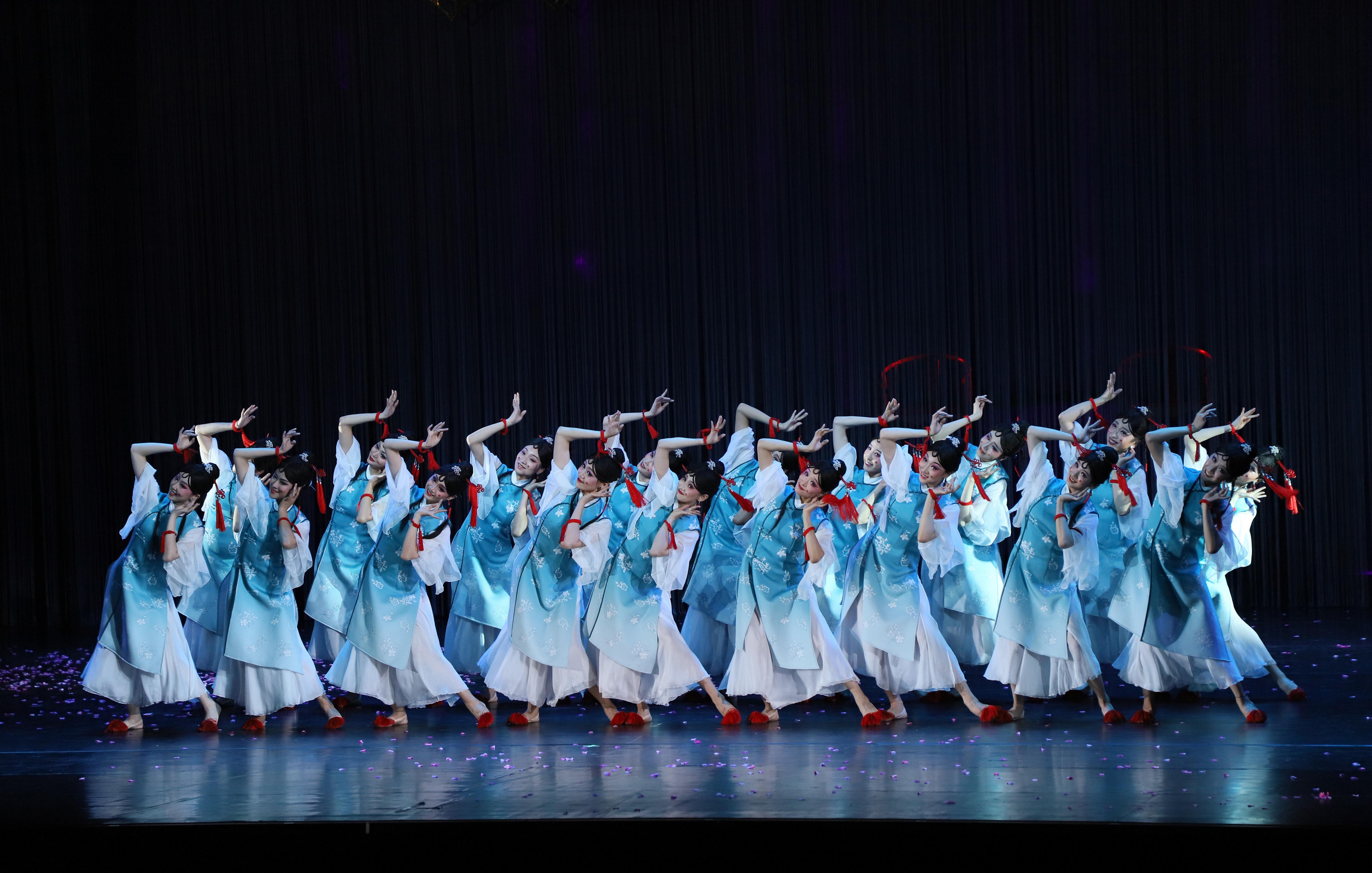 现代乐舞作场《清平乐·大都吟》亮相北京