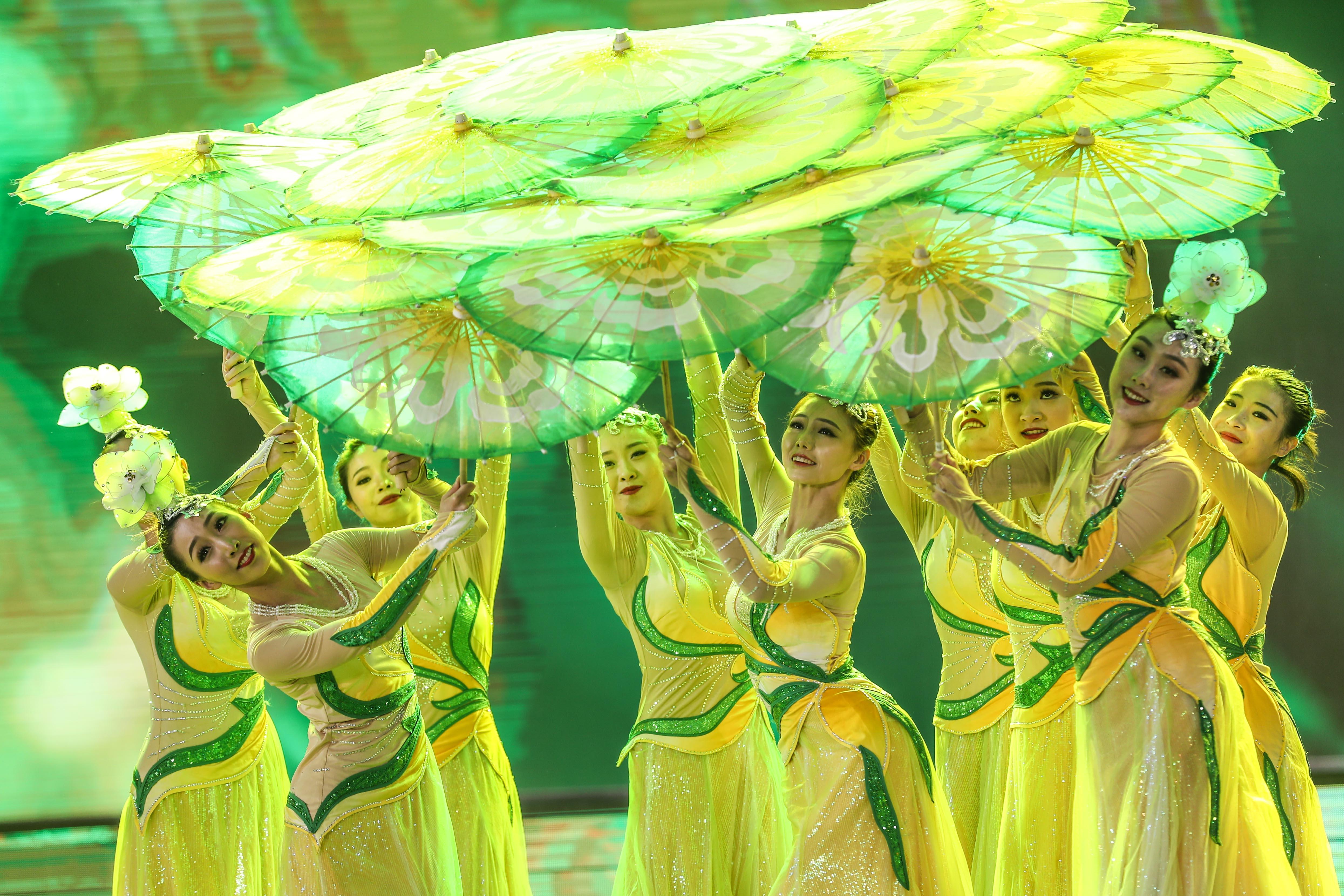 夏季达沃斯论坛举办文化晚宴