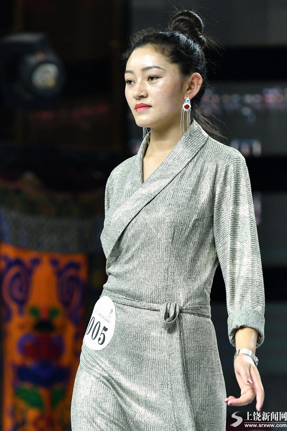 中国藏模大赛西藏赛区举行海选