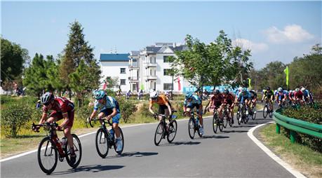 第十届环鄱阳湖国际自行车大赛