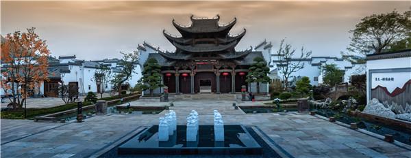 上饶县:灵山信水涌春潮