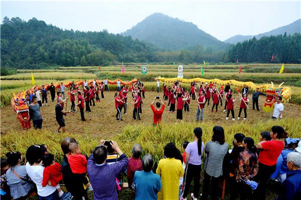 再现传统农耕文化