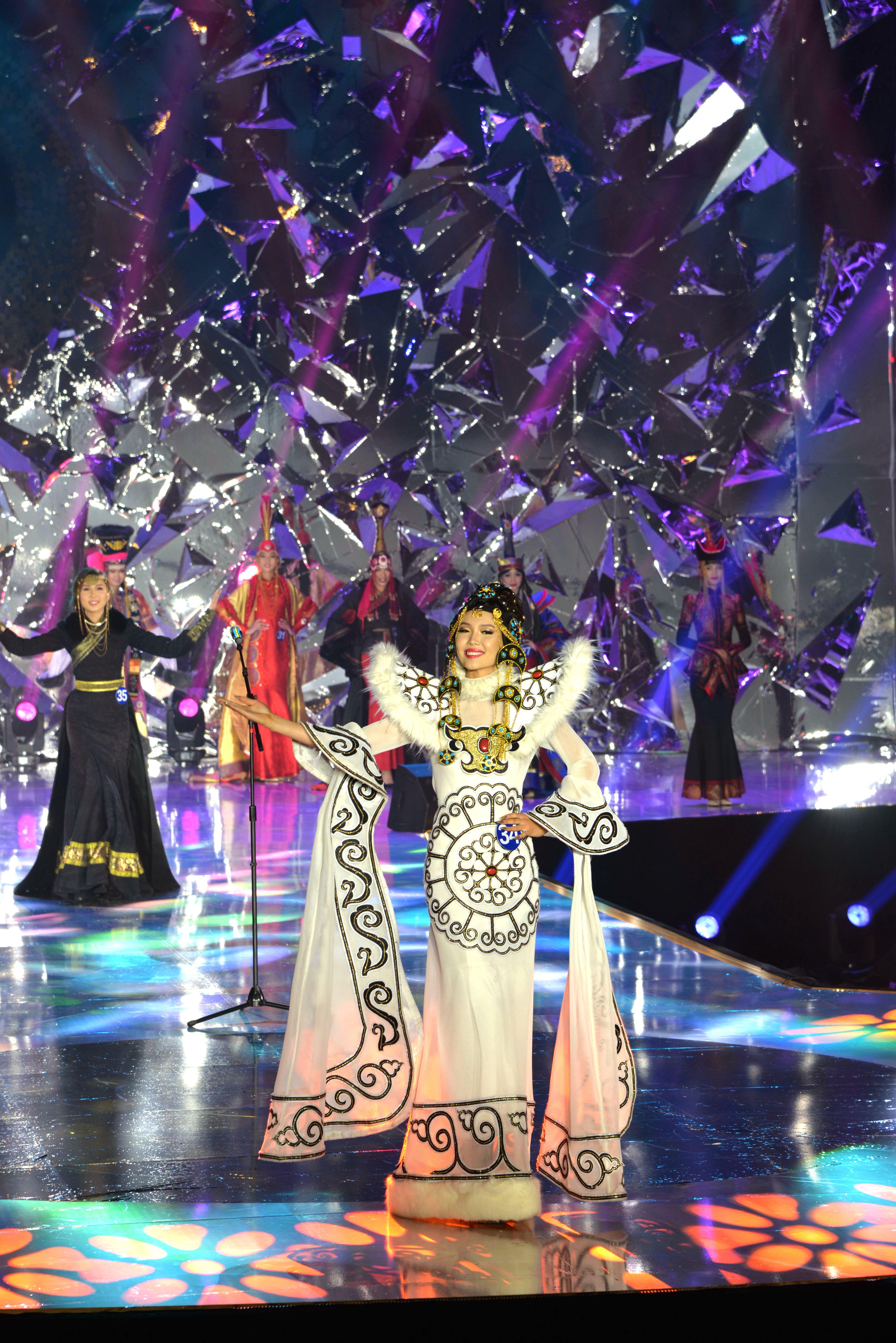第16届中俄蒙美丽使者国际大赛总决赛举行