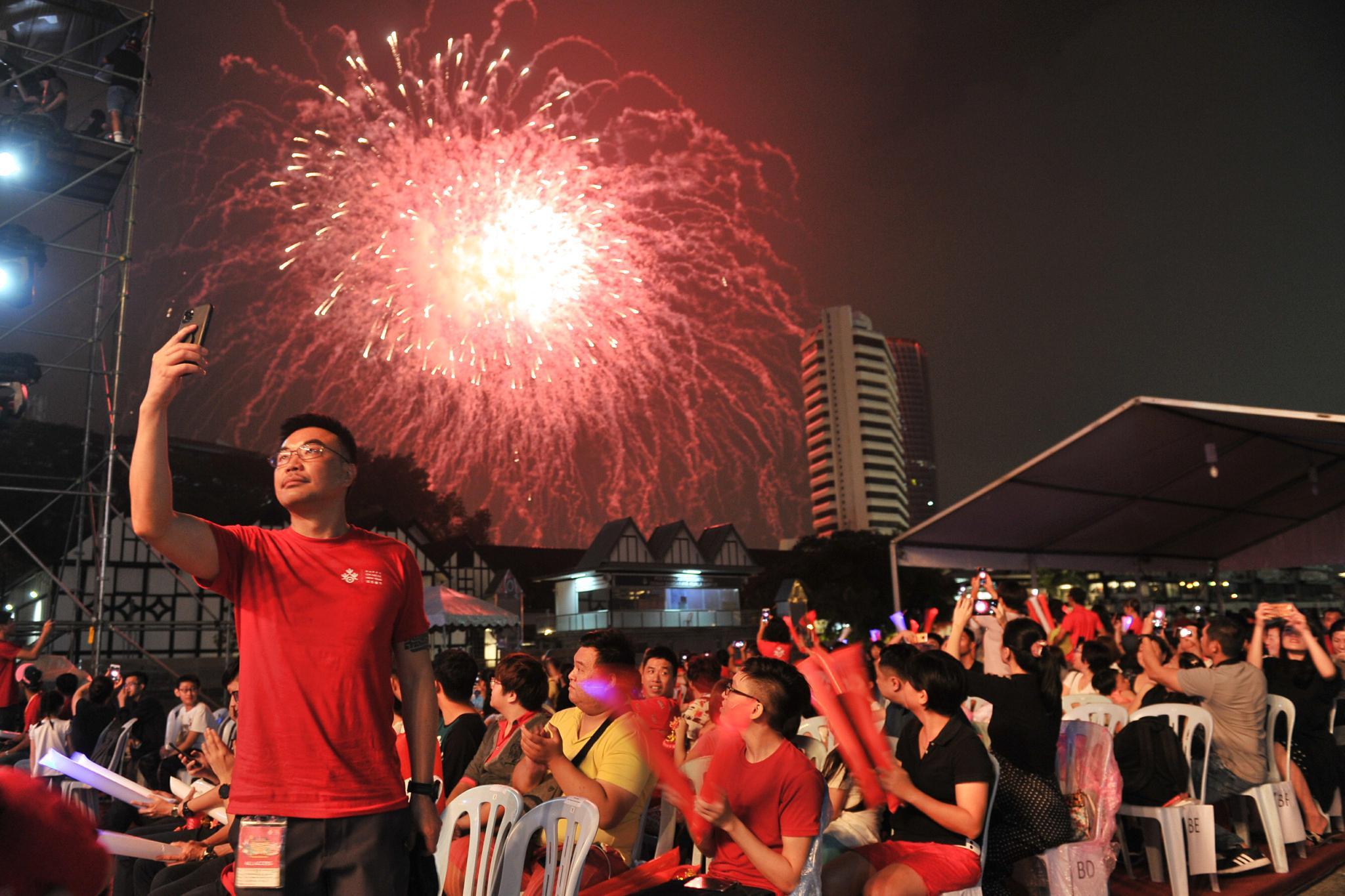 """""""欢乐春节""""主题嘉年华活动在吉隆坡举行"""