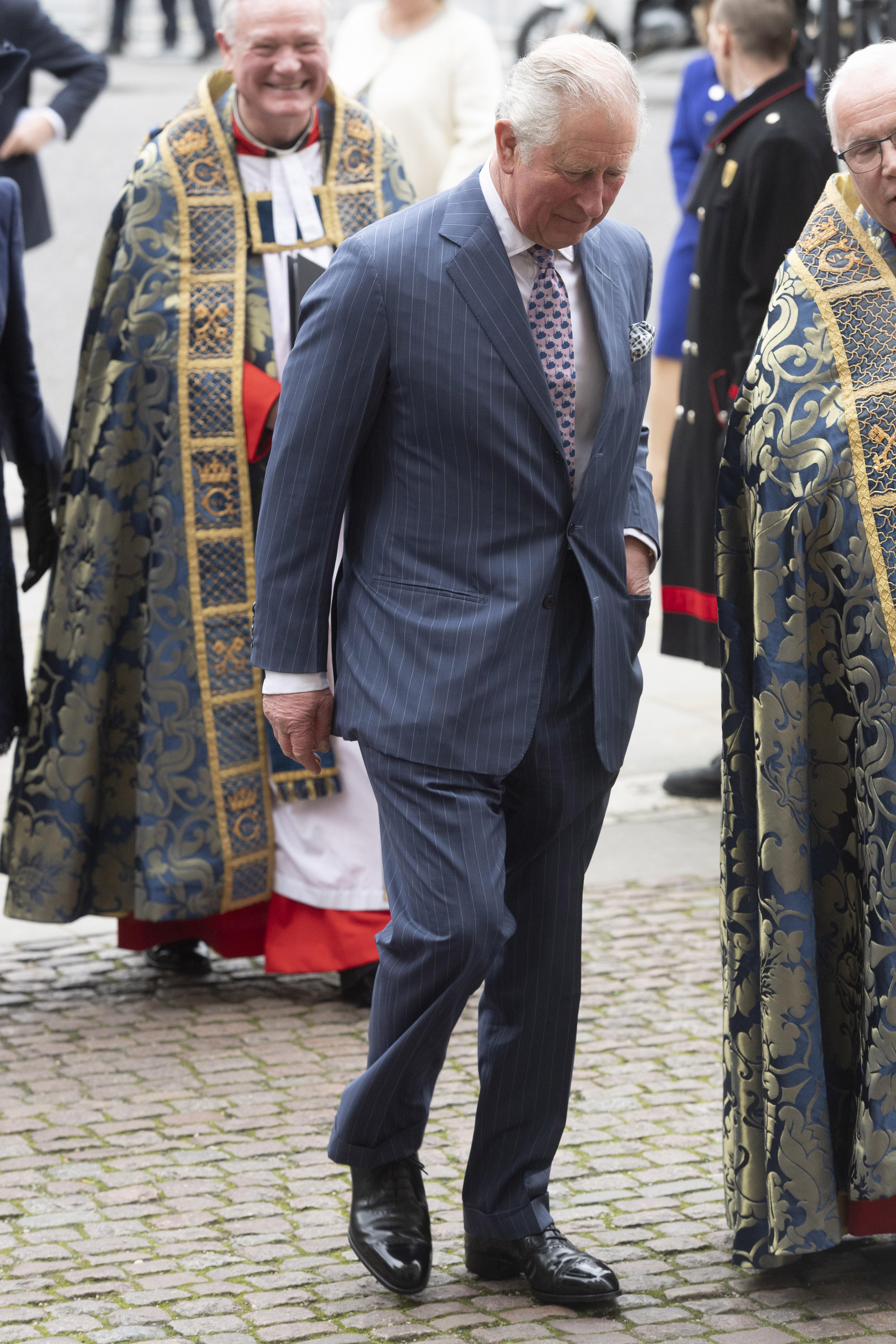 英国王储查尔斯新冠病毒检测呈阳性