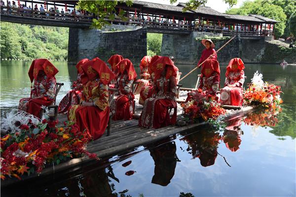 传统婚礼魅力足