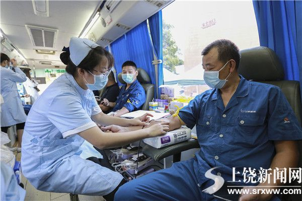我市临床用血供需紧张 市中心血站呼吁市民积极献血