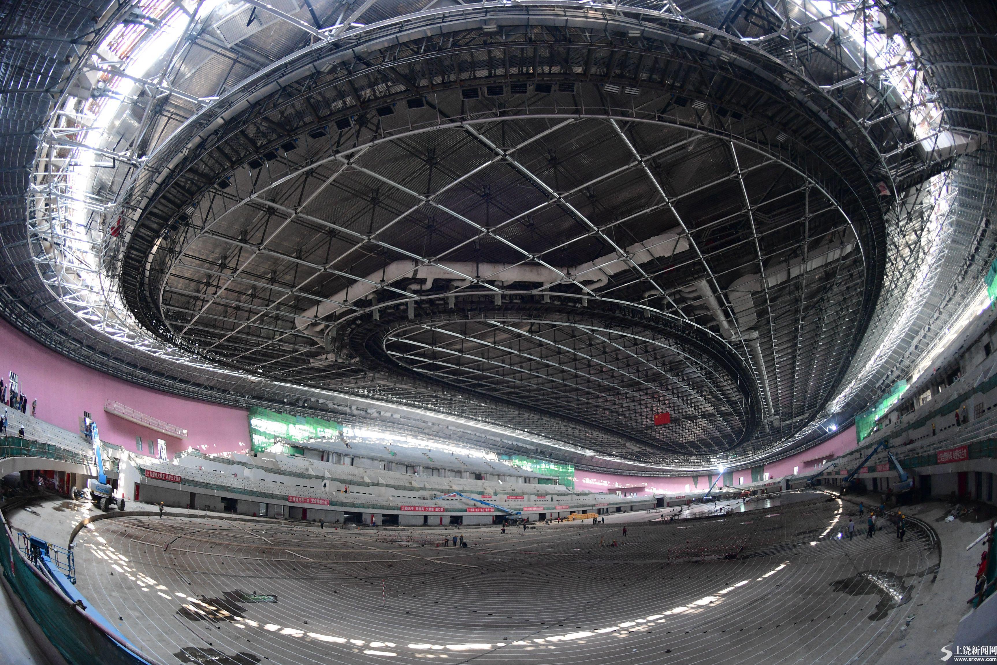 易转换、够低碳、可持续——解密北京冬奥场馆冰面建设亮