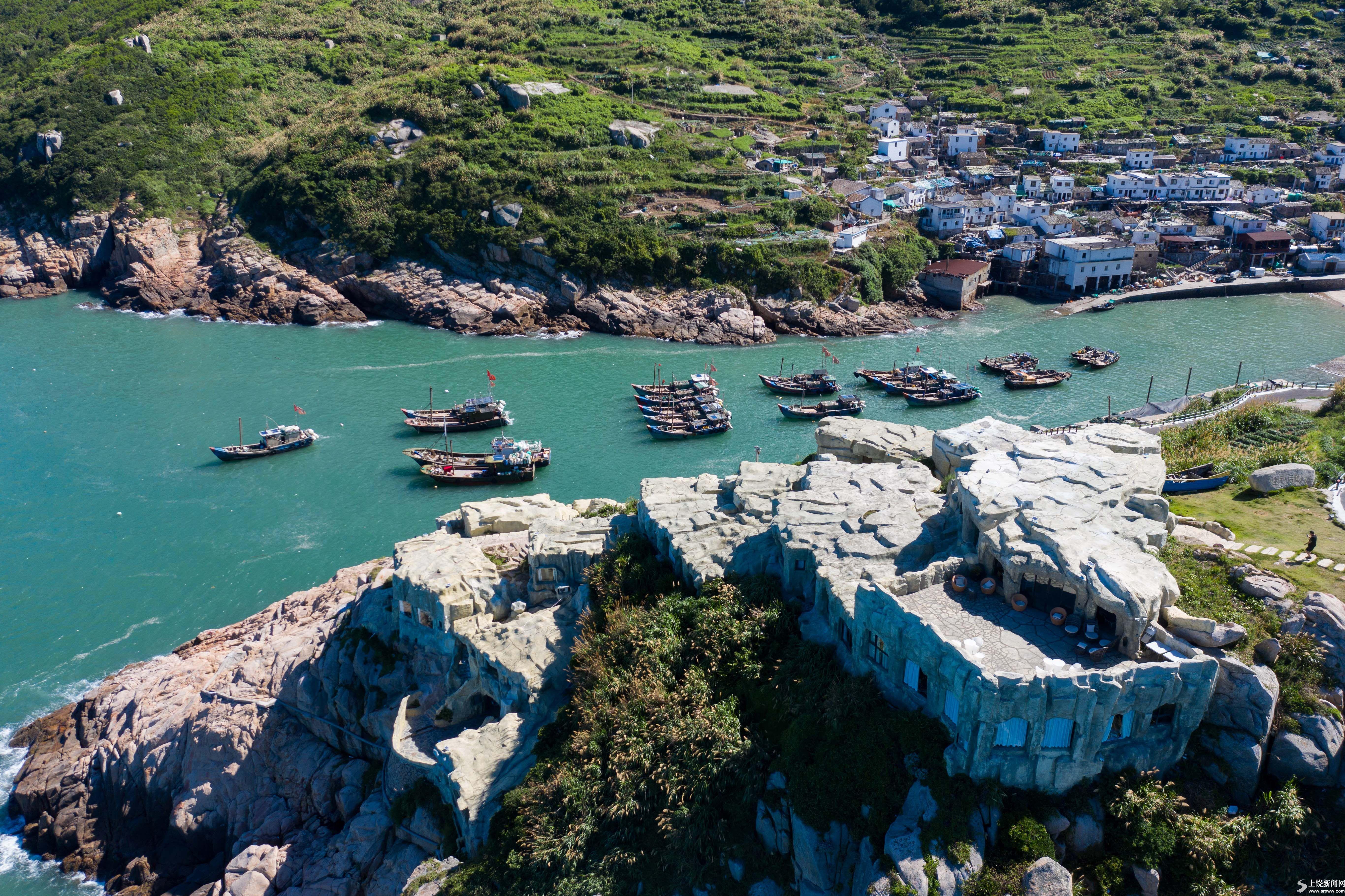 特色海岛民宿助推旅游经济
